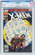 Modern Age (1980-Present):Superhero, X-Men #141 (Marvel, 1981) CGC NM- 9.2 White pages....
