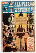 Bronze Age (1970-1979):Western, All-Star Western #10 (DC, 1972) Condition: VG....