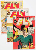 Silver Age (1956-1969):Superhero, Adventures of the Fly and Adventures of the Jaguar Group of 11(Archie, 1959-63) Condition: Average VG.... (Total: 11 Comic Books)