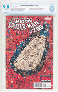 Modern Age (1980-Present):Superhero, The Amazing Spider-Man #700 Group of 2 (Marvel, 2013).... (Total: 2Comic Books)