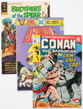 Bronze Age (1970-1979):Adventure, Barbarians and Jungle Lords Group of 21 (Various, 1966-76) Condition: Average FN.... (Total: 21 Comic Books)