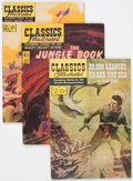 Silver Age (1956-1969):Classics Illustrated, Classics Illustrated Group of 16 (Gilberton, 1950s-60s) Condition:Average VG.... (Total: 16 Comic Books)