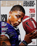 Football Collectibles:Photos, Trevone Boykin Signed Photograph. ...