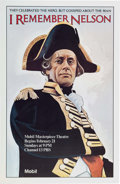 Memorabilia:Movie-Related, I Remember Nelson Movie Poster (Central Television,1982)....