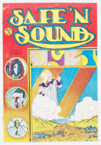 Safe 'N Sound #nn (Come Get It Graphics, 1973) Condition: VF
