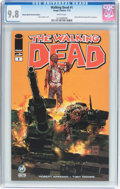 Modern Age (1980-Present):Horror, Walking Dead #1 Wizard World Portland Edition (Image, 2015) CGCNM/MT 9.8 White pages....