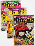 Silver Age (1956-1969):Horror, Tales of the Unexpected Group of 10 (DC, 1961-66) Condition:Average VG.... (Total: 10 )