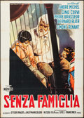 """Movie Posters:Foreign, The Adventures of Remi (Cineriz, 1959). Italian 2 - Fogli (39.25"""" X 55.25""""). Foreign.. ..."""