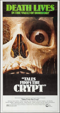 """Tales from the Crypt (Cinerama Releasing, 1972). Three Sheet (41"""" X 77""""). Horror"""