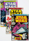 Modern Age (1980-Present):Science Fiction, Star Wars Box Lot (Marvel, 1981-83) Condition: Average VF/NM....