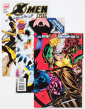 Modern Age (1980-Present):Miscellaneous, Marvel Modern Age X-Titles Box Lot (Marvel, 1990s-2000s) Condition: Average VF....