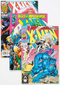 Modern Age (1980-Present):Superhero, X-Men Titles Box Lot (Marvel, 1990s-2000s) Condition: AverageVF/NM.... (Total: 2 Box Lots)