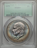 Eisenhower Dollars, 1978 $1 MS66+ PCGS....