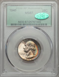 Washington Quarters, 1946 25C MS67 PCGS. CAC....