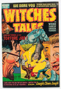 Golden Age (1938-1955):Horror, Witches Tales #13 File Copy (Harvey, 1952) Condition: VF....