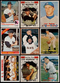 Baseball Cards:Lots, 1948-73 Baseball Collection (23) With 1966 Topps Mantle....