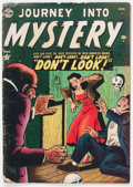 Golden Age (1938-1955):Horror, Journey Into Mystery #2 (Marvel, 1952) Condition: FR/GD....