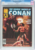 Magazines:Adventure, Savage Sword of Conan #43 (Marvel, 1979) CGC NM/MT 9.8 White pages....