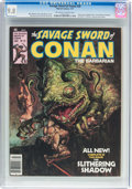Magazines:Adventure, Savage Sword of Conan #20 (Marvel, 1977) CGC NM/MT 9.8 Off-white to white pages....