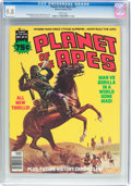 Magazines:Science-Fiction, Planet of the Apes #24 (Marvel, 1976) CGC NM/MT 9.8 White pages....