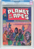 Magazines:Science-Fiction, Planet of the Apes #1 (Marvel, 1974) CGC NM/MT 9.8 Off-white towhite pages....