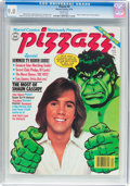 Magazines:Miscellaneous, Pizzazz #9 (Marvel, 1978) CGC NM/MT 9.8 White pages....