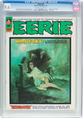 Magazines:Horror, Eerie #37 (Warren, 1972) CGC NM+ 9.6 Off-white to white pages....