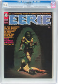 Magazines:Horror, Eerie #29 (Warren, 1970) CGC NM+ 9.6 White pages....