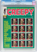 Magazines:Horror, Creepy #25 (Warren, 1969) CGC NM+ 9.6 Off-white pages....