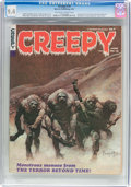 Magazines:Horror, Creepy #15 (Warren, 1967) CGC NM 9.4 Off-white to white pages....