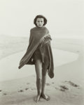 Photographs:Gelatin Silver, Jock Sturges (American, b. 1947). Marine: The Last Day of Summer#2, Montalivet, France, 1989. Gelatin silver. 17-7/8 x ...