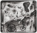 Photographs, Joel-Peter Witkin (American, b. 1939). The Aleph, 2001. Gelatin silver. 14 x 15-5/8 inches (35.6 x 39.6 cm). Signed, tit...
