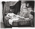 Photographs, Joel-Peter Witkin (American, b. 1939). Mother of the Future, 2004. Gelatin silver collage. 20 x 24 inches (50.8 x 61 cm)...
