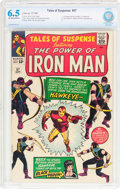 Silver Age (1956-1969):Superhero, Tales of Suspense #57 (Marvel, 1964) CBCS FN+ 6.5 Off-white to white pages....