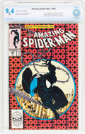 Modern Age (1980-Present):Superhero, The Amazing Spider-Man #300 (Marvel, 1988) CBCS NM 9.4 Whitepages....