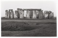 Photographs:Gelatin Silver, Paul Caponigro (American, b. 1932). Stonehenge Overview, England, 1967. Gelatin silver, printed later. 12-1/4 x 19 inche...