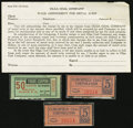 Miscellaneous:Other, Coal Industry and More Paper Items.. ... (Total: 4 items)