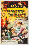 "Movie Posters:Drama, The Fighting Wildcats & Other Lot (Republic, 1957). One Sheets (2) (27"" X 41"") Flat-Folded. Drama.. ... (Total: 2 Items)"
