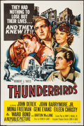 """Movie Posters:War, Thunderbirds & Other Lot (Republic, 1952). One Sheets (2) (27""""X 41"""") Flat Folded. War.. ... (Total: 2 Items)"""