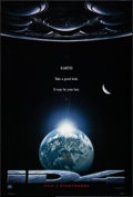 """Movie Posters:Science Fiction, Independence Day & Other Lot (20th Century Fox, 1996). One Sheets (2) (27"""" X 40"""") SS Advance Style B. Science Fiction.. ... (Total: 2 Items)"""