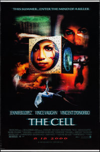 "The Cell (New Line, 2000). One Sheets (3) (27"" X 41"") DS Advance, Three Styles. Science Fiction. ... (Total: 3..."