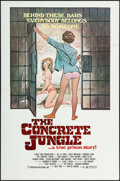 "The Concrete Jungle & Others Lot (Pentagon, 1982). One Sheets (3) (27"" X 41"") Flat Folded. Bad Girl. ... (..."