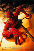 """Movie Posters:Action, Spider-Man (Columbia, 2002). One Sheet (27"""" X 40"""") SS Advance. Action.. ..."""