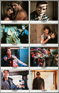 "Movie Posters:Science Fiction, The Terminator (Orion, 1984). Lobby Card Set of 8 (11"" X 14"").Science Fiction.. ... (Total: 8 Items)"