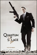 "Movie Posters:James Bond, Quantum of Solace (MGM, 2008). One Sheet (26.75"" X 39.75"") SSAdvance. James Bond.. ..."