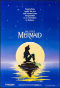 "Movie Posters:Animation, The Little Mermaid (Buena Vista, 1989). One Sheet (27"" X 40"") DSAdvance. Animation.. ..."