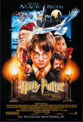 """Movie Posters:Fantasy, Harry Potter and the Sorcerer's Stone (Warner Brothers, 2001). OneSheet (27"""" X 40"""") SS Advance. Fantasy.. ..."""