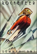 """Movie Posters:Action, Rocketeer (Walt Disney Pictures, 1991). One Sheet (27"""" X 40"""") DSAdvance. Action.. ..."""