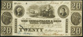 Obsoletes By State:Maryland, Frederick, MD- Chesapeake & Ohio Canal Company $20 Jan, 9, 1841. ...