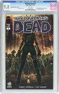 Modern Age (1980-Present):Horror, Walking Dead #1 Wizard World Reno Edition (Image, 2015) CGC NM/MT9.8 White pages....